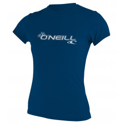 O'Neill Dames UV shirt korte mouw Deep Sea