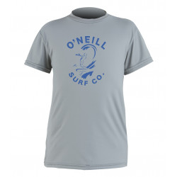 O'Neill Kids UV shirt korte mouw Cool Grey