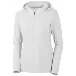 Columbia Trail Crush Sporty Hoodie White