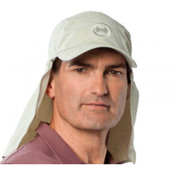Hyphen Adult UV cap afritsbare flap Moonbeam