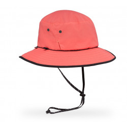 Sunday Afternoons Reversible Daydream Bucket Coral