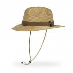 Sunday Afternoons Excursion Hat Burlap