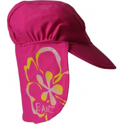 Banz UV Zonnecap Girls Roze