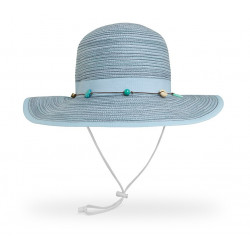 Sunday Afternoons Girls UV Shoreline Hat Blue Sage