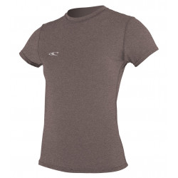 O'Neill Dames UV shirt Hybrid korte mouw Pepper