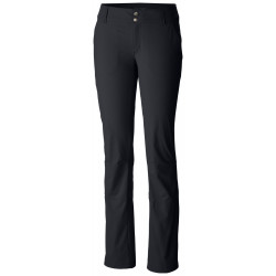 Columbia Dames UV lange broek Saturday Trail Black
