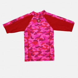 Zee & Zo UV Shirt Baltrum Pink