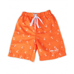 Squids Sunwear Boardshort Palm