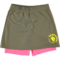 Sonpakkie Dames UV Swimskort Flower