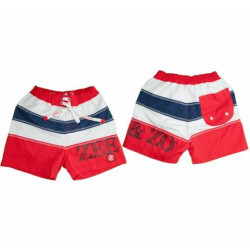 Zee & Zo boardshort Football Fish