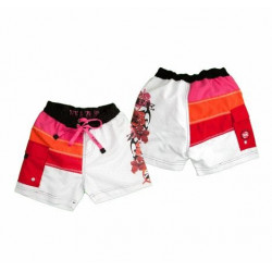 Zee & Zo boardshort Fish Multi