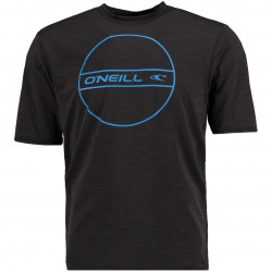 O'Neill Boys UV Shirt Korte Mouw Black Out