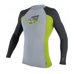 O'Neill UV shirt lange mouw Preformance Fogblue