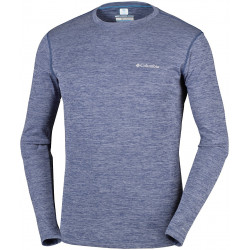 Columbia Heren Zero Rules Longe Sleeve Carbon Heather
