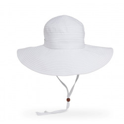 Sunday Afternoons Dames Beach Hat White