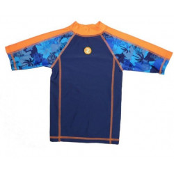 Zee & Zo UV shirt Jeep Blue