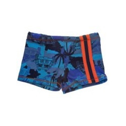 Zee & Zo UV short Jeep Blue