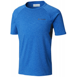 Columbia Silver Ridge Short Sleeve UV Shirt Super Blue