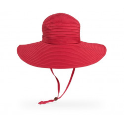 Sunday Afternoons Dames Beach Hat Red