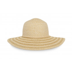 Sunday Afternoons Sun Haven Hat Natural, Wheat Blend