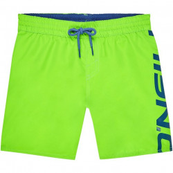 O'Neill Boys Cali Shorts Fluor Green
