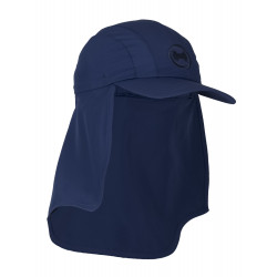 Hyphen Kids UV protect cap Blue Iris