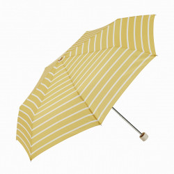 Ezpeleta Compact UV Parasol Gestreept Orange / White