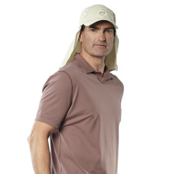 Men polo Capuccion korte mouw