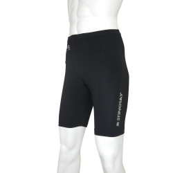 Stingray heren UV zwem shorts- zwart