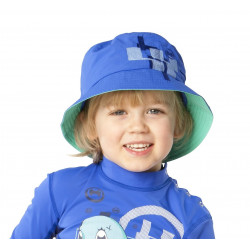 Hyphen Kids T-hat follow me pid blue